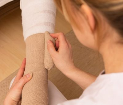 Compression Bandaging