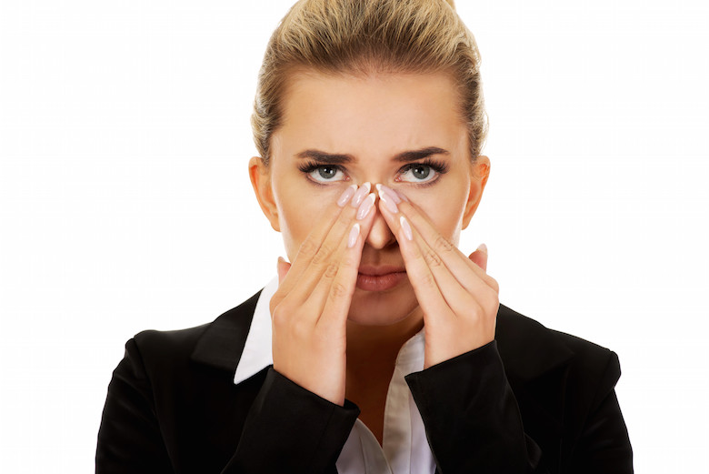 Lymphatic System is Clogged if you have sinus infections and allergies