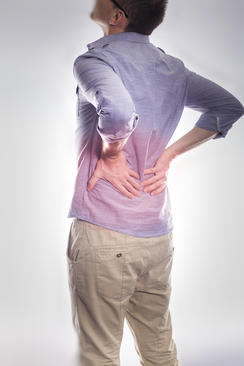 Lymphatic System is Clogged if you have soreness and stiffness in the morning