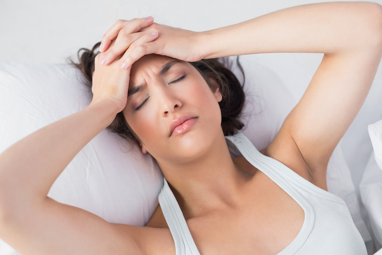 Pain & Swelling Solutions Albuquerque - Migraine - congested lymph can cause headaches and brain fog