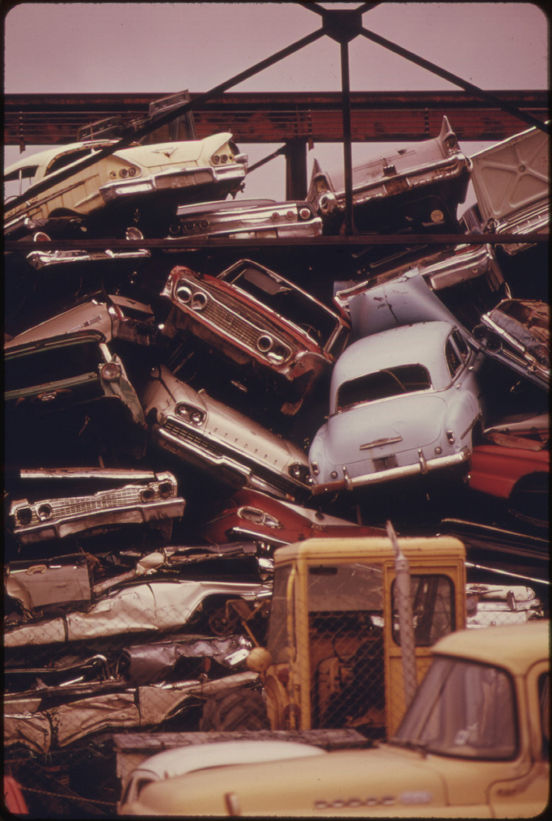 piled up cars are like advanced-stage lymphedema