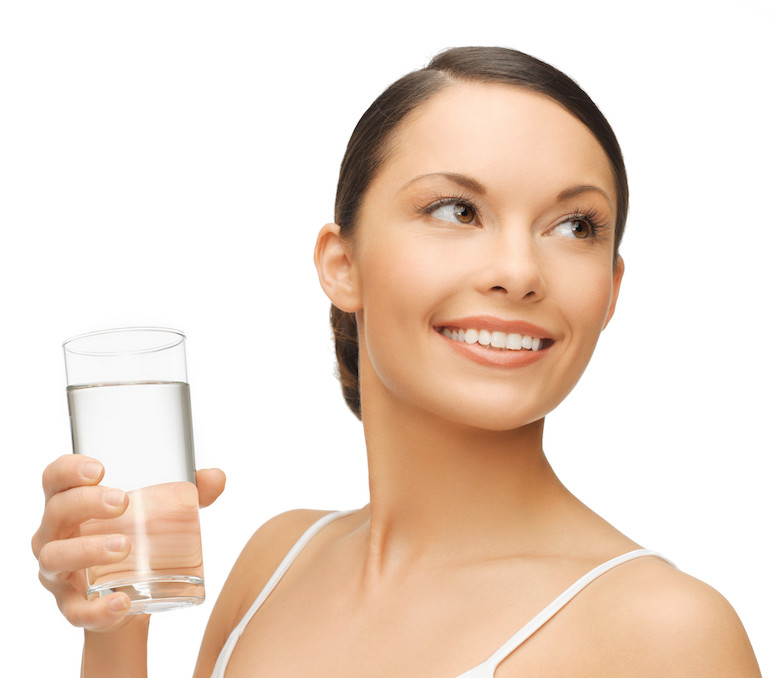 drinking water helps you keep your lymph moving - Albuquerque - lymphatic massage