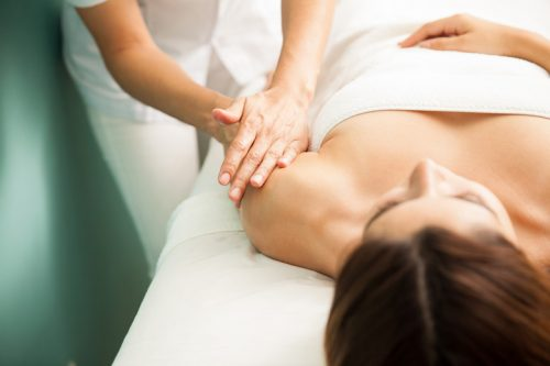 manual lymphatic drainage is the same as lymphatic massage - Albuquerque 505-554-5185