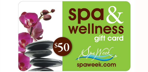 we sell Spa Week Gift Cards albuquerque