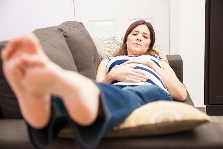 swelling in feet due to pregnancy - swelling relief Albuquerque