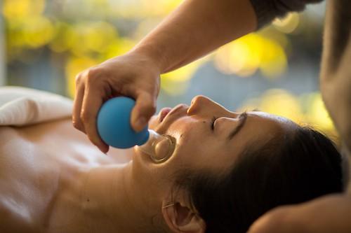 facial cupping Albuquerque - reduce scar, detox, help sore muscles - Pain