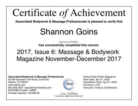 Polymyalgia Rheumatica Massage Therapy Albuquerque