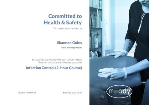 Infection Control Continuing Education