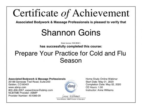 Prepare Your Practice for Cold and Flu Season Albuquerque
