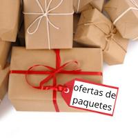 ofertas de paquetes